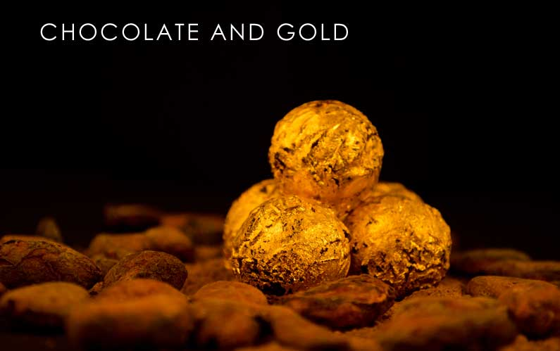 Edible gold products | Delafee