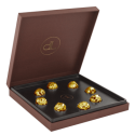 edible gold chocolate