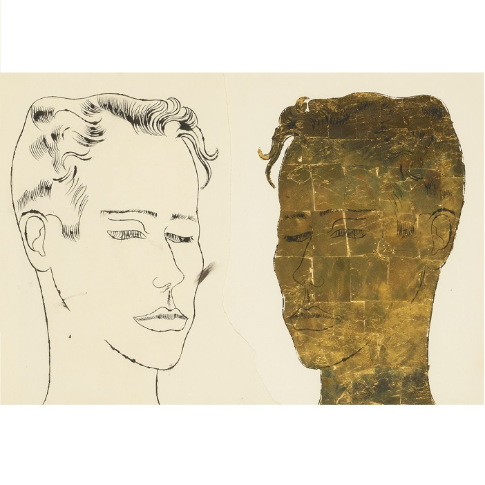 Andy Warhol, UNTITLED (UNKNOWN MALE)