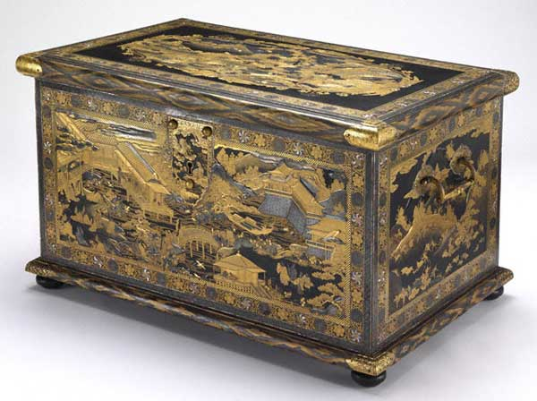 The Mazarin chest