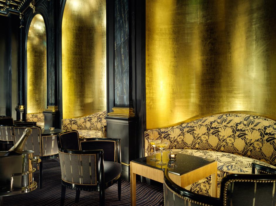 Art-Déco-Hommage in London: die neue Bar im Savoy, Juni 2015| Blog ...