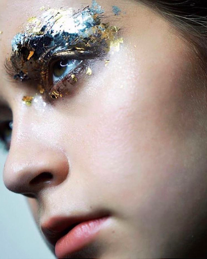 Makeup With Gold By Romana Lai Blog
